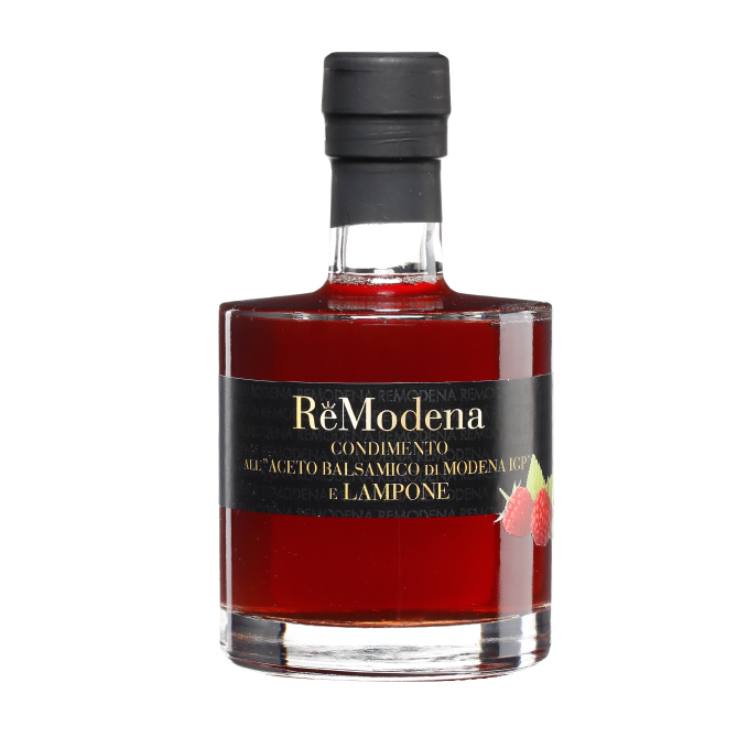 Condimento all' Aceto Balsamico di Modena IGP e LAMPONE